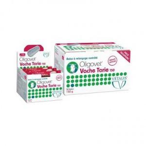 OLIGOVET® VACHE TARIE 150 : Bolus – Aliment minéral diététique de Vetalis®