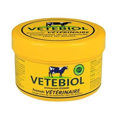 VETEBIOL POMMADE 400g veterinaire vache