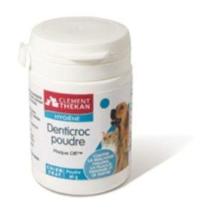 DENTICROC PLAQUE OFF pour chien