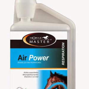 AIR POWER en liquide pour les chevaux
