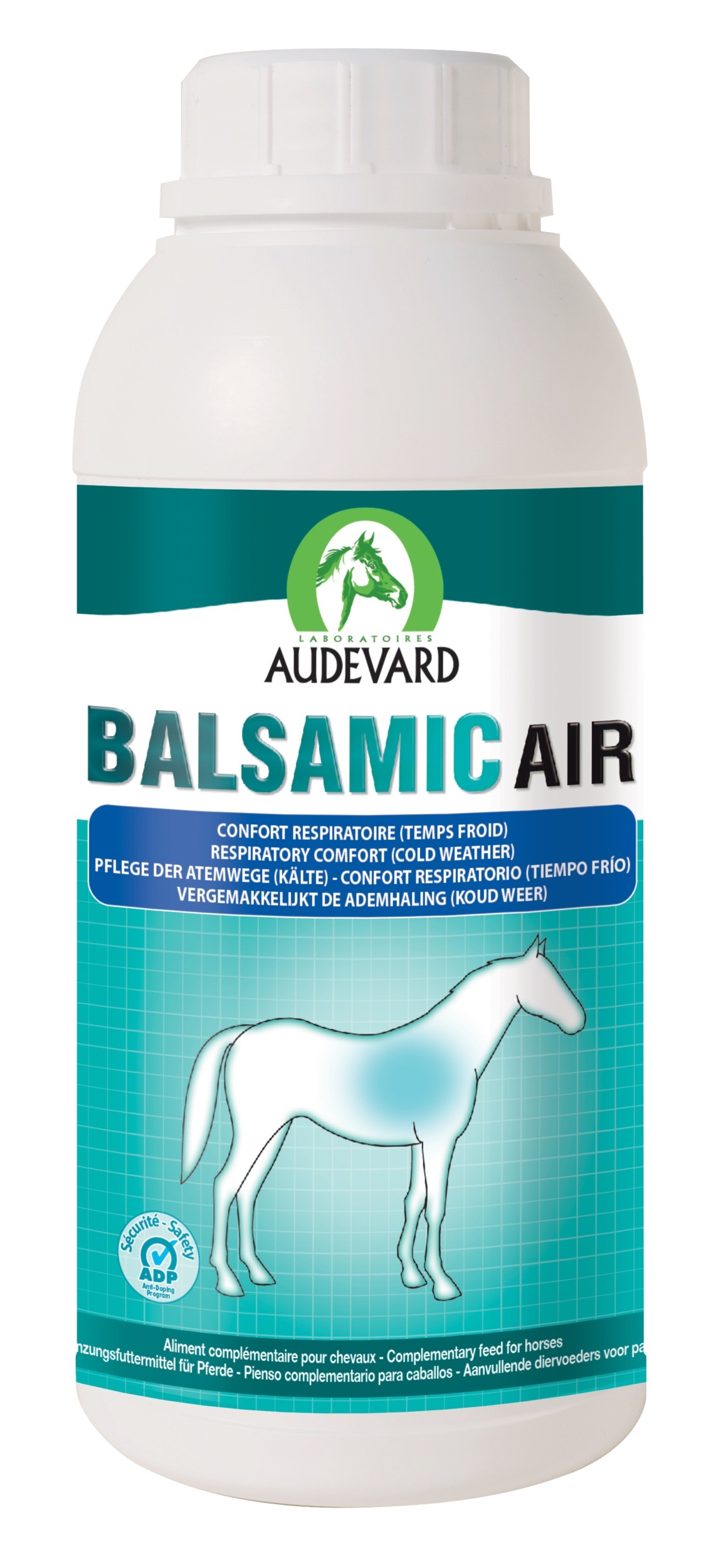 BALSAMIC AIR pour la respiration du cheval