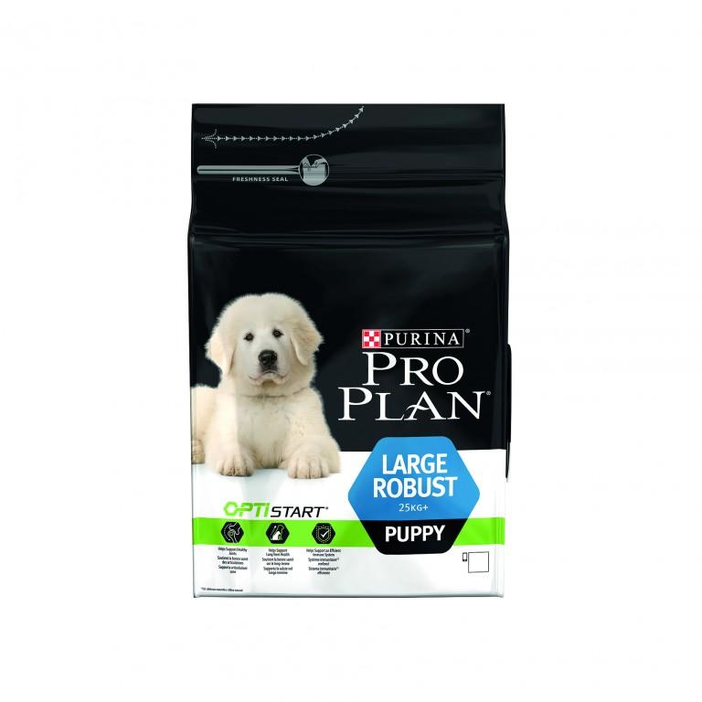 PROPLAN DOG PUPPY LARGE ROBUST plus 25 kilos