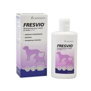 FRESVIO SHAMPOOING chien et chat