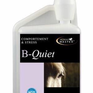 B QUIET comptrtement stresse cheval