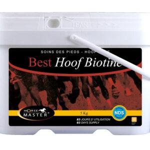 BEST HOOF GRANULES-BIOTINE soins des pieds du cheval