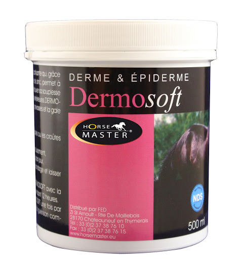 DERMOSOFT protection derme et epiderme cheval