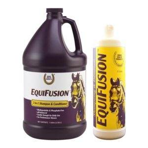 EQUIFUSION SHAMPOOING pour cheval exigeant