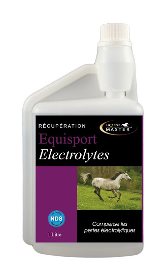 EQUISPORT ELECTROLYTES recuperation du cheval