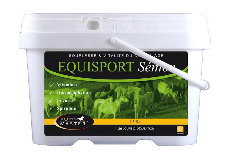EQUISPORT SENIOR vitamines et levure du cheval