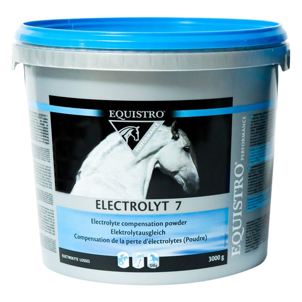 EQUISTRO ELECTROLYT 7 soin cheval