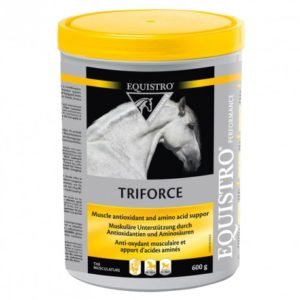 EQUISTRO TRIFORCE muscle antioxydant du cheval