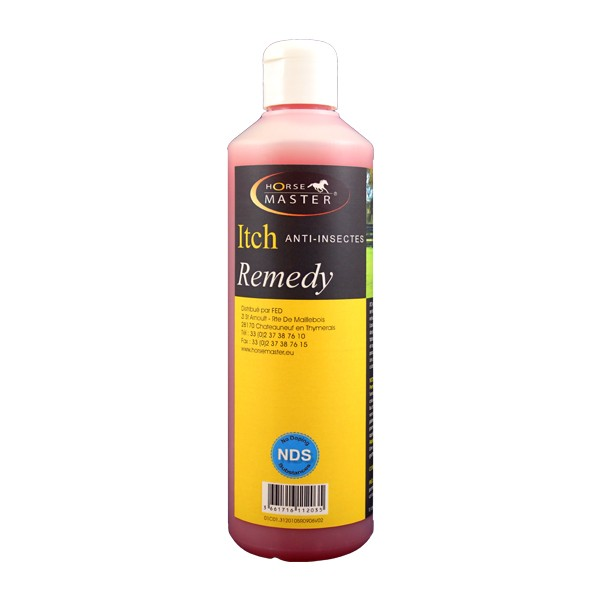 ITCH REMEDY pour chevaux
