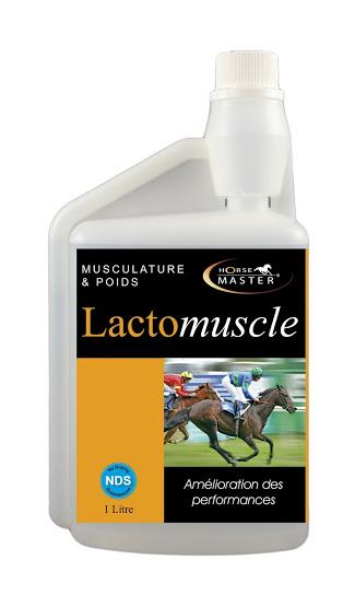 LACTOMUSCLE musculature et poids du cheval horse master