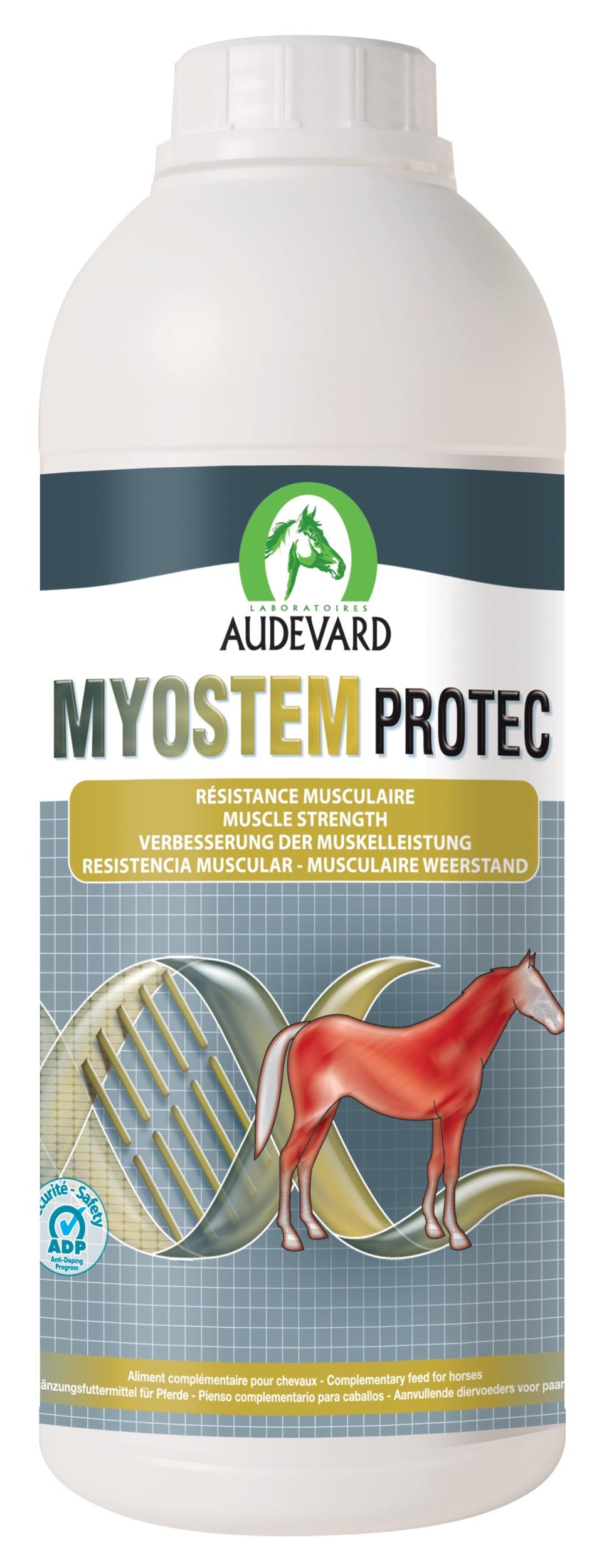 MYOSTEM PROTEC resistance musculaire du cheval