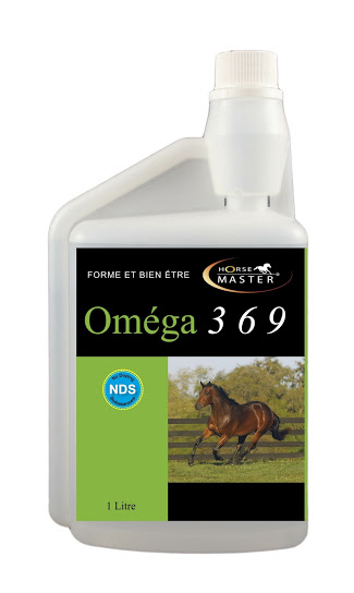 OMEGA 3,6,9 hors master pour cheval