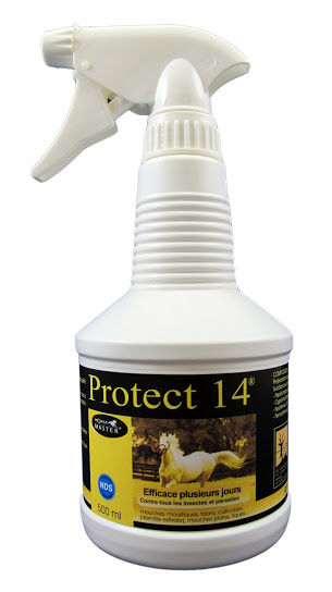 PROTECT 14 SPRAY pour cheval