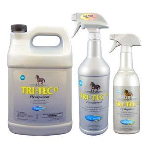 TRI-TEC 14 PULV cheval spray et liquide