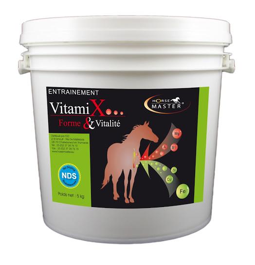 VITAMIX forme et vitalite du cheval