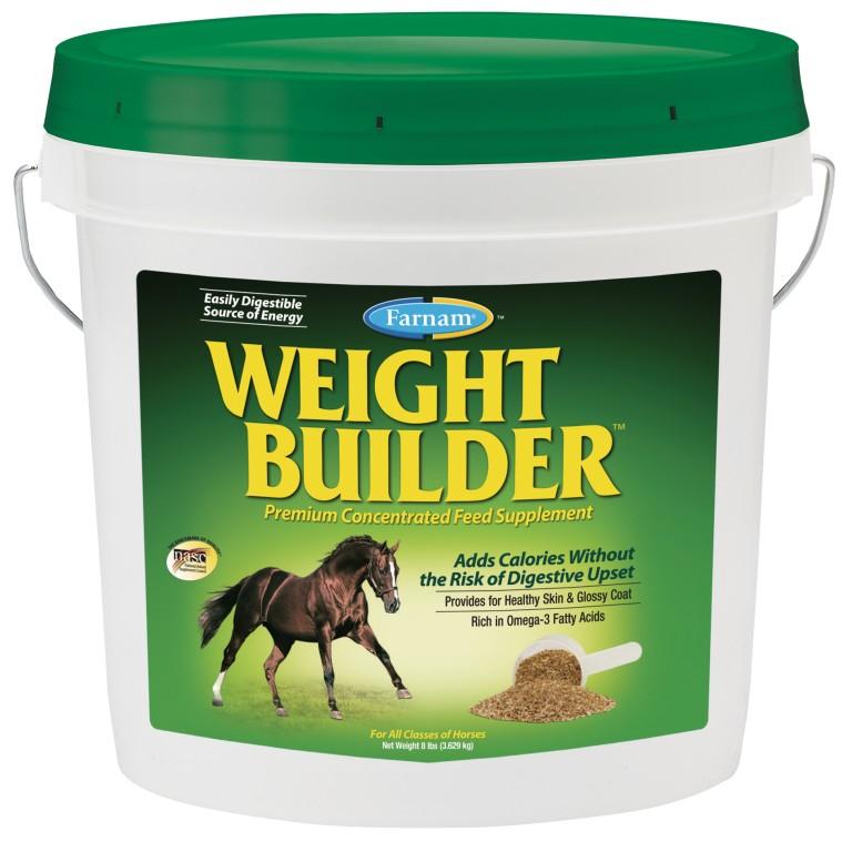 WEIGHT BUILDER SEMOULETTE concentré pour cheval