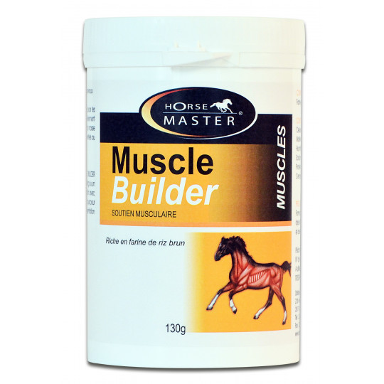 produits muscle builder horse master