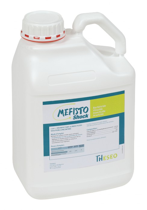 desinfectant mefisto choc 5 litres