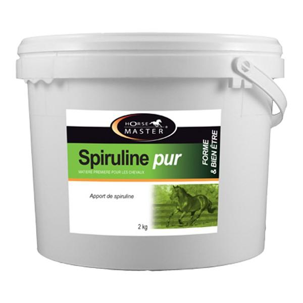 spiruline pur pour chevaux