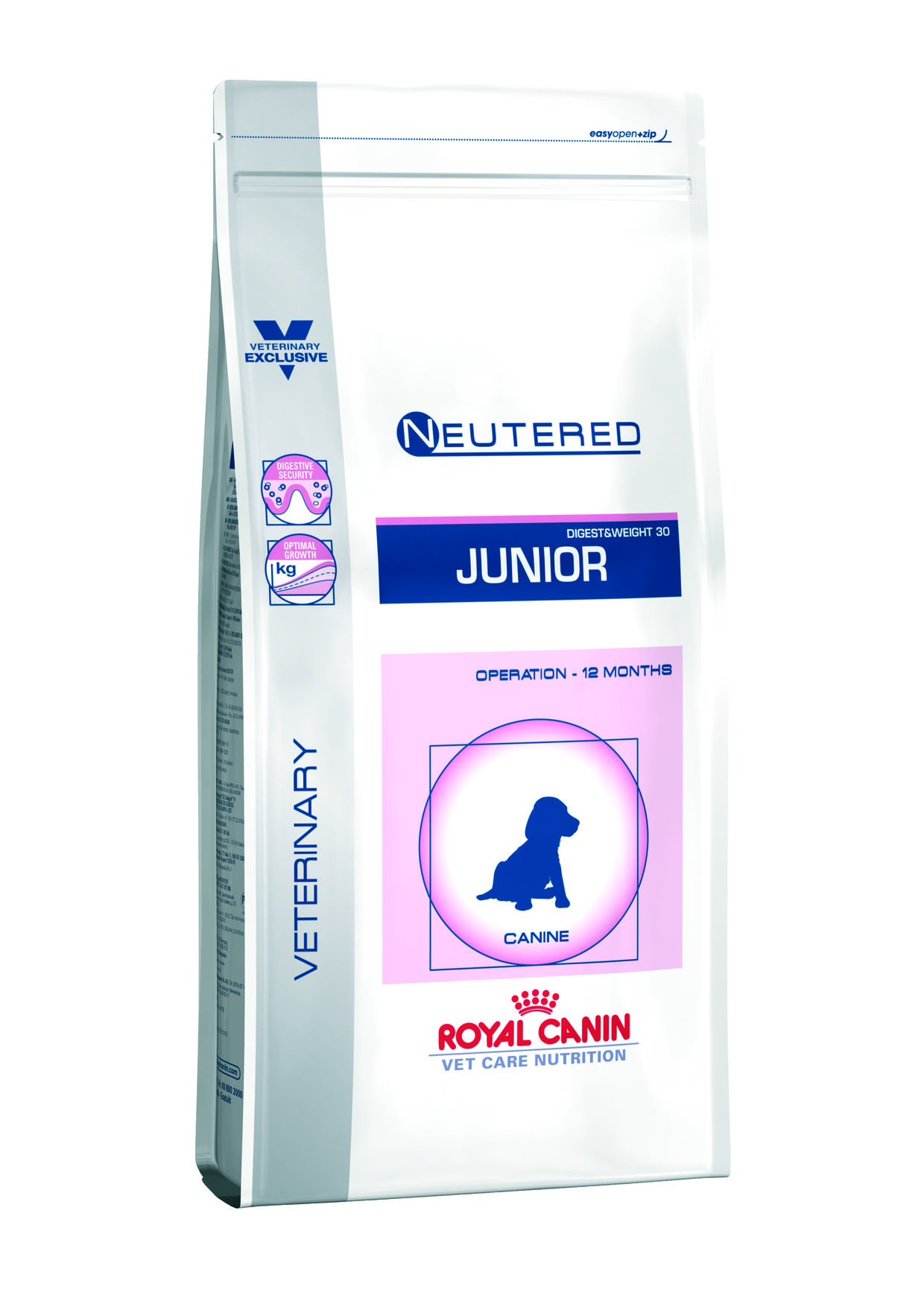 chiiots 12 mois royal canin alimentation pediatrique