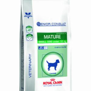 chien plus de 8 ans matur royal canin veterianaire