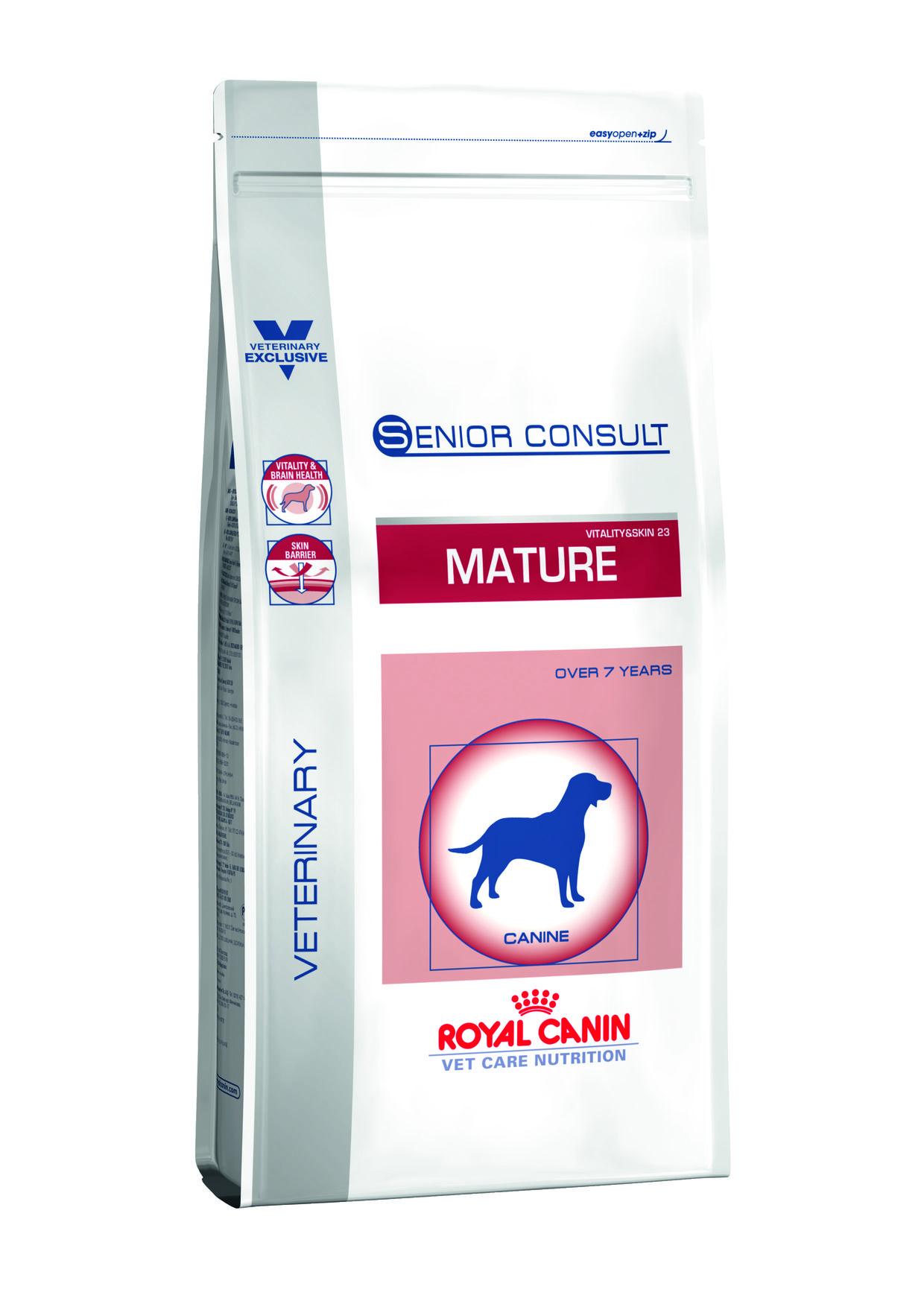 chien veterinaire matur royal canin