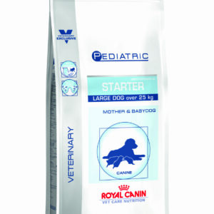 starter pediatrique chiens 25 kilo royal canin