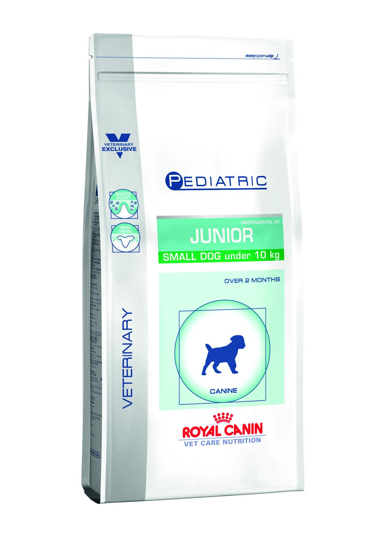 croquettes chien junior 2 ans royal canin veterinaire