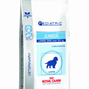junior pediatric royal canin chien 25 kilo
