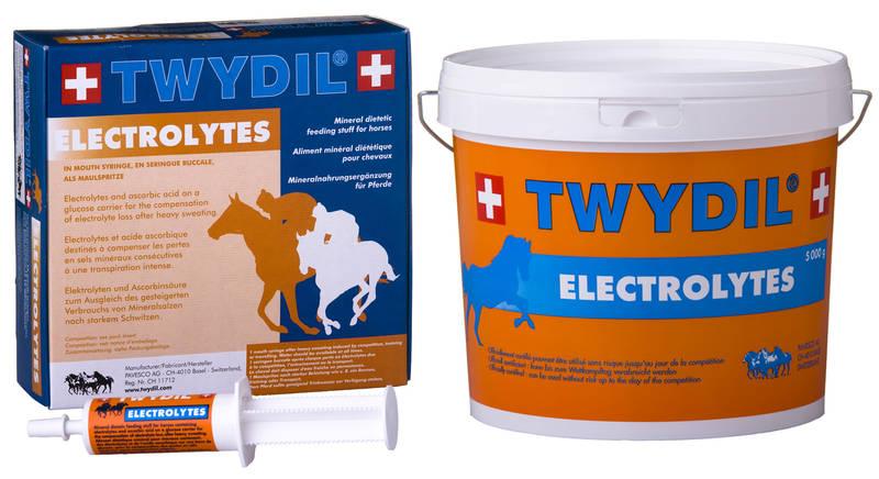 boite twydil electrolytes pour chevaux sportifs