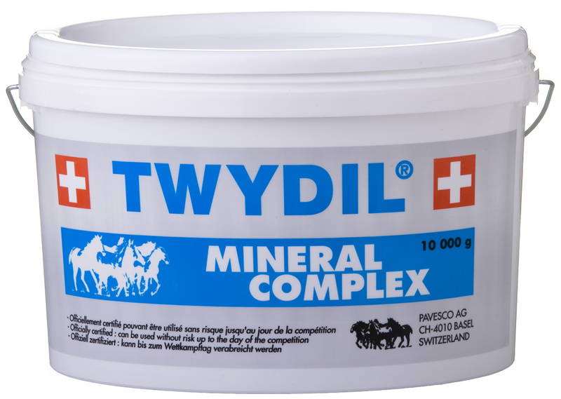 twydil mineral complex pour cheval