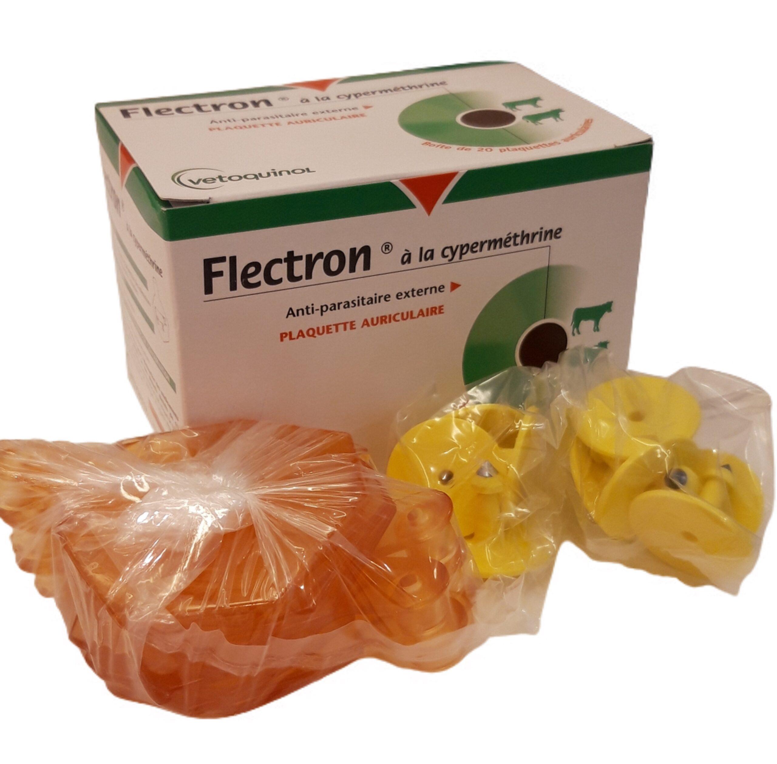 FLECTRON a la cyperméthrine