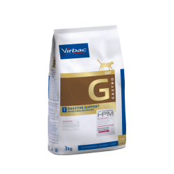 VET HPM Virbac® chat digestive support ( croquette chat )