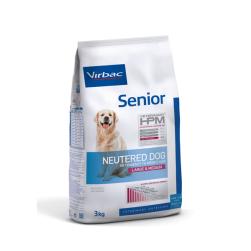VET HPM Virbac® chien sénior neutered large et médium ( croquettes )