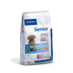 VET HPM Virbac® chien sénior neutered small et toy