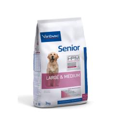 VET HPM Virbac® chien sénior large et médium