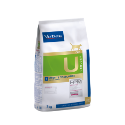 VET HPM Virbac® chat urology struvite dissolution ( croquette )
